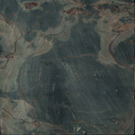 Multicolor (Peacock) Slate i| by Lexco Tile and Stone.