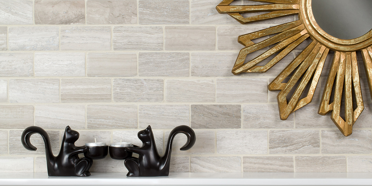 Ridge Hills Anthology Stoney Fields Mosaic TIle